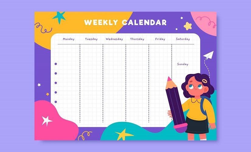 לוח זמנים לתינוקות