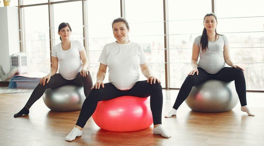 יוגה בזמן הריון