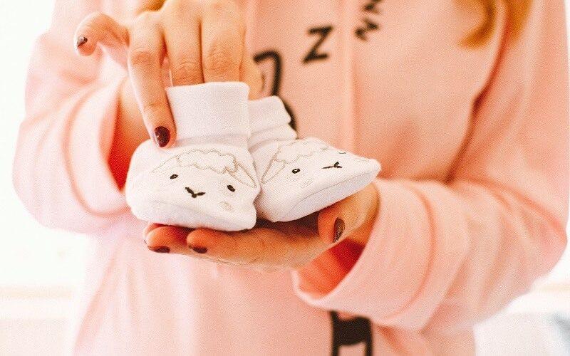 הנעליים הראשונות של הילד